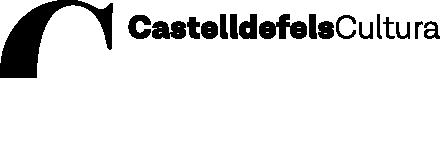 Logotip Departament Cultura Ajuntament Castelldefels